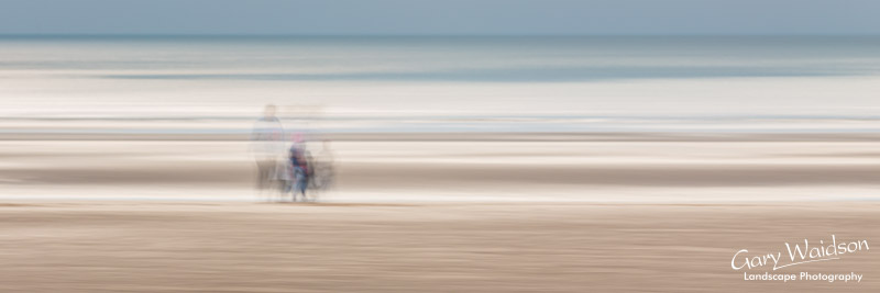 Blackpool Beach - Fine Art Landscape Photography by Gary Waidson