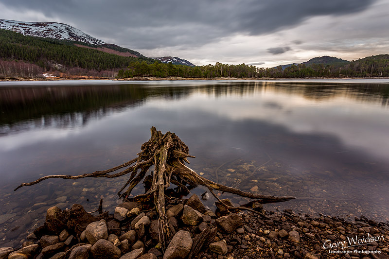 Caledonian Ghosts - Waylandscape. Fine Art Landscape Photography by Gary Waidson
