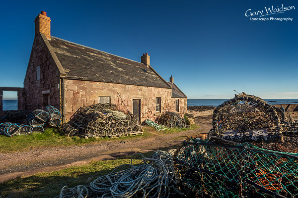 Cove Cottage - Fine Art Landscape Photography by Gary Waidson