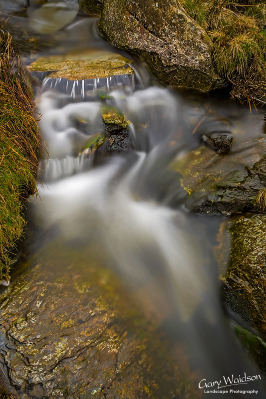 Clear water and rock. Fine Art Landscape Photography by Gary Waidson