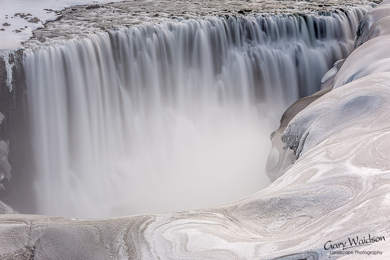 Dettifoss, Iceland - Photo Expeditions - © Gary Waidson - All Rights Reserved