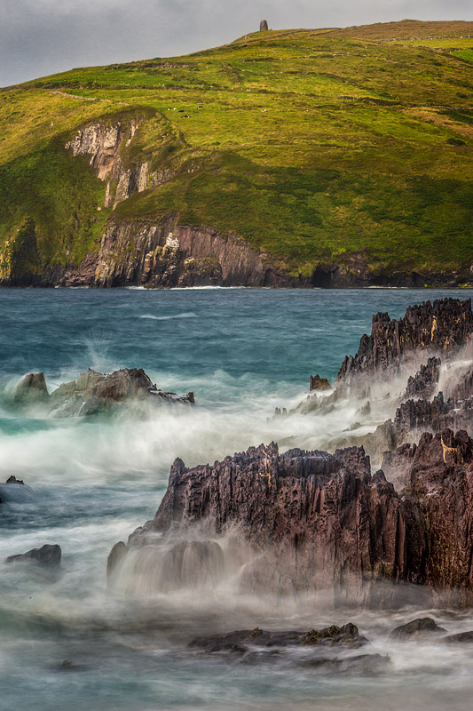 Dingle Navigation Point - Waylandscape. Fine Art Landscape Photography by Gary Waidson