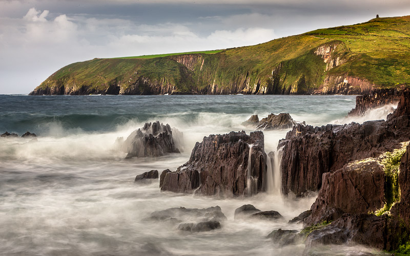 Entrance to Dingle Harbour - Waylandscape. Fine Art Landscape Photography by Gary Waidson