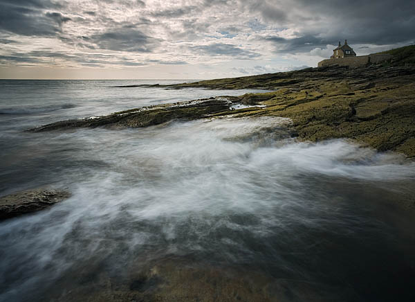 Howick at low tide. Fine Art Landscape Photography by Gary Waidson