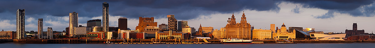 Liverpool by day. Fine Art Landscape Photography by Gary Waidson