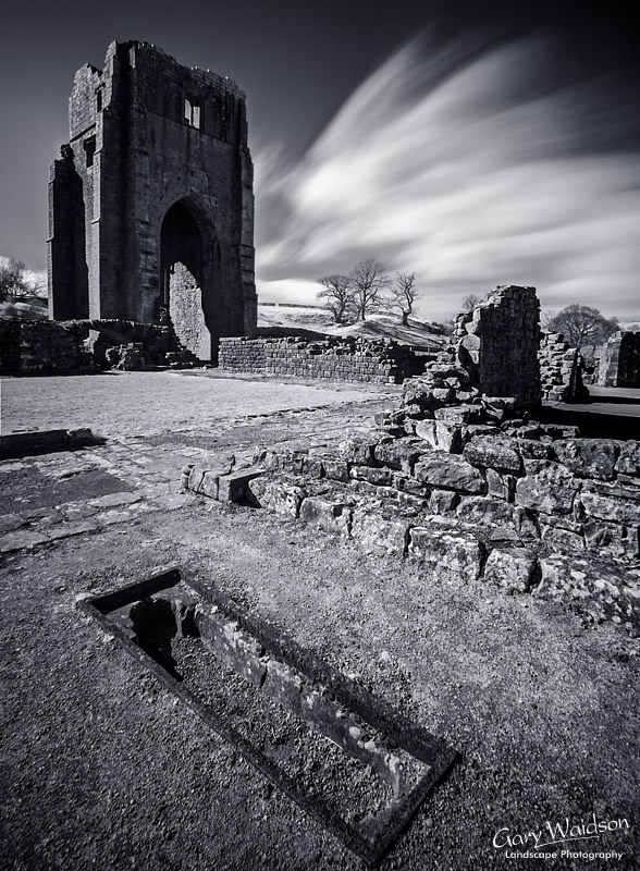 Shap Abbey, Cumbria. Landscape photography by Gary Waidson.