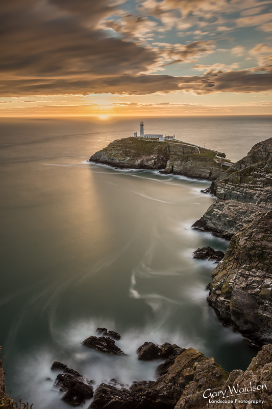 South Stack Lighthouse - Waylandscape. Fine Art Landscape Photography by Gary Waidson