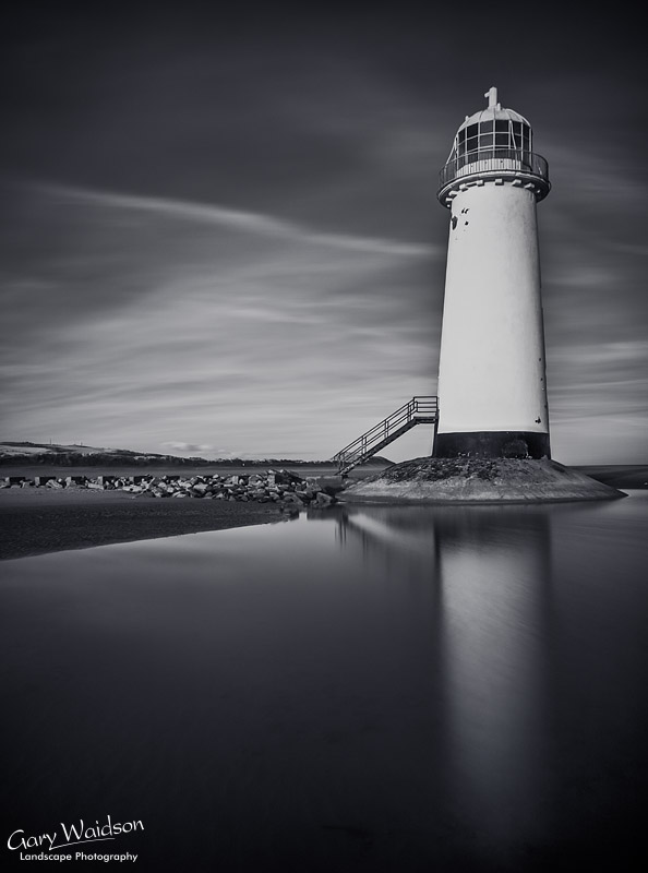 Talacre Light (Infrared)