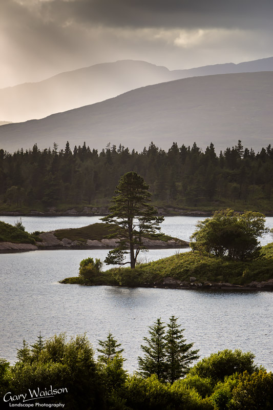 Uragh Lake - Waylandscape. Fine Art Landscape Photography by Gary Waidson