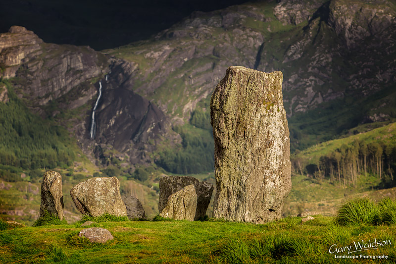 Uragh Stone Circle - Waylandscape. Fine Art Landscape Photography by Gary Waidson